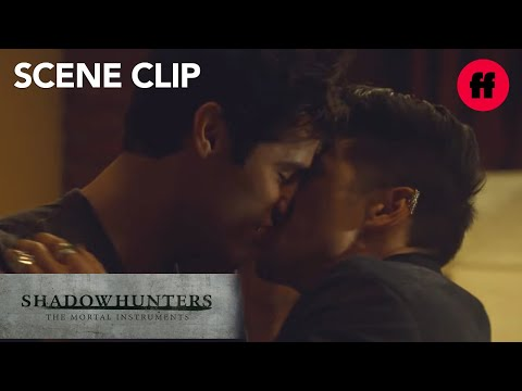 #Malec's First Night Together   Season 2, Episode 18   Shadowhunters