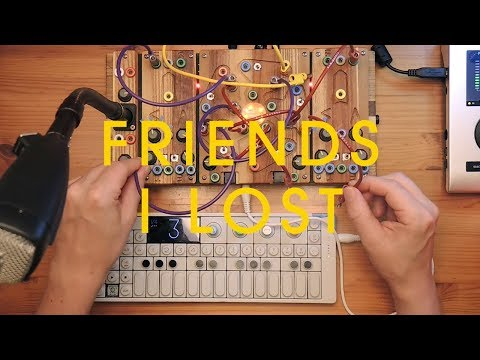 Friends I Lost | Teenage Engineering OP1, Ciat-Lonbarde Cocoquantus