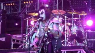 "KISS 2008 - Alive 35 Tour ""Calling Dr. Love"" [HIGH QUALITY]"