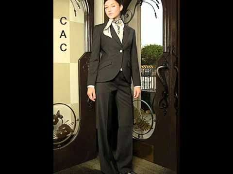 Uniforms Men And For Women For Managers And Reception Wmv