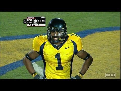 DeSean Jackson Cal Sophmore Highlights