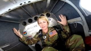 Heather Land Skydive Taft.
