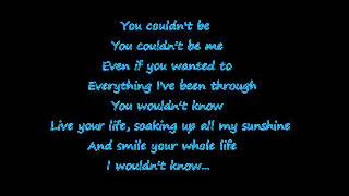 Hellyeah - You Wouldn't Know ( With Lyrics )