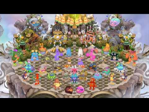 My Singing Monsters  Air Island Full Song 216