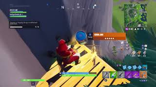 Fortnite plane glitch? And a nice handcannon shot to boot