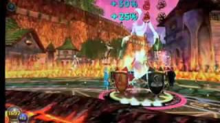 Wizard 101: New Level 48 Spells