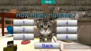 Кот симулятор 3D