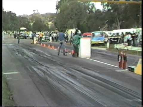 Drag racing in Canberra in the 80's part 2