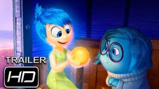 INSIDE OUT - Tráiler #2 - Español Latino - HD