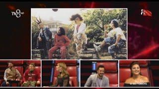 Gökhan ve Hakan'ın Eski Değişik Saç Stilleri Olay Oldu  O Ses Türkiye