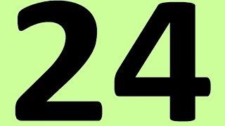 АНГЛИЙСКИЙ ЯЗЫК ДО АВТОМАТИЗМА ЧАСТЬ 2 УРОК 24 УРОКИ АНГЛИЙСКОГО ЯЗЫКА