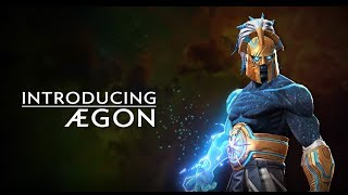 Introducing Ægon | Marvel Contest of Champions