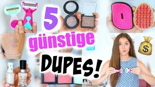 Günstige DUPES aus DROGERIE und INTERNET ♡ Mac|Nars|Essie|Tangle Teezer| BarbieLovesLipsticks