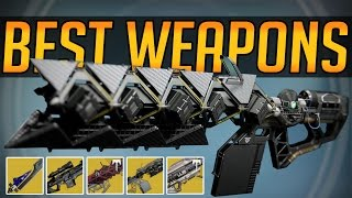 Best Weapons for Hard Mode - Wrath of the Machine