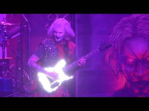 """Van Halen & Slayer & Zepp & Rock Medley"" John 5@The Stage House Boonsboro, MD 4/8/17"