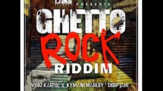 Mr. Bruckshut - Ghetto Rock Riddim (2017) Mix (TJ Records)