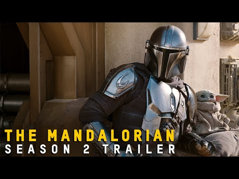 The Mandalorian Season 2 Official Trailer It Looks Epic Youtube