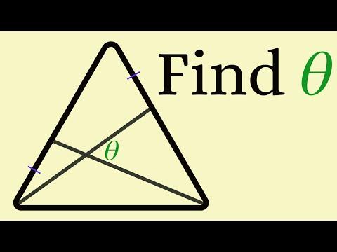 A quick geometry problem.