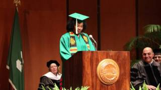 Chelsea Austin MSU Commencement Address May 7, 2016
