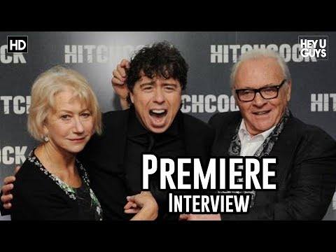 Director Sacha Gervasi Interview - Hitchcock Premiere