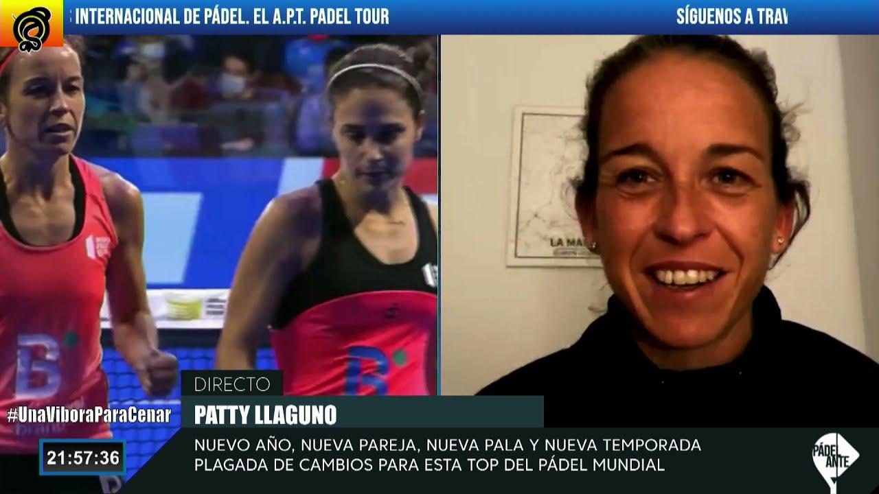 Entrevista a Patty Llaguno