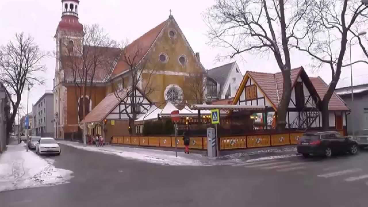 Parnu City Estonia Part 1 Youtube