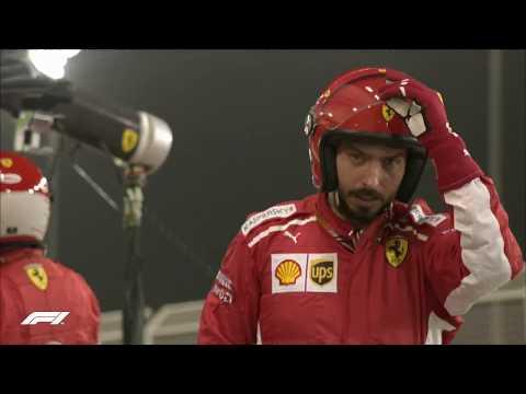 Ferrari's Pit Stop Disaster in Bahrain Explained
