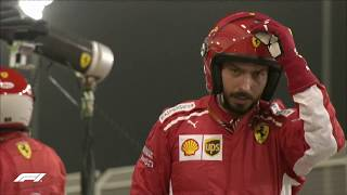 Ferrari's Pit Stop Disaster in Bahrain Explained