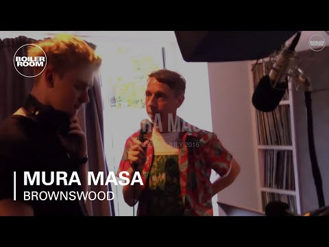 Mura Masa Boiler Room Brownswood Basement DJ Set