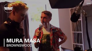 Mura Masa Boiler Room Brownswood Basement DJ Set