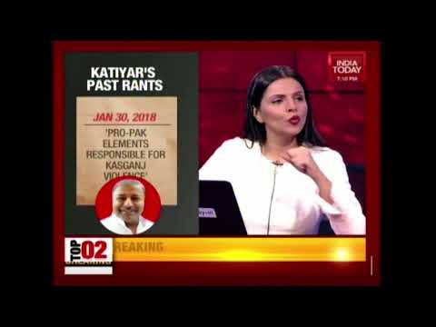 'Jail For Calling India's Muslims Pakistanis': Owaisi On BJP MP Katiyar's Rant