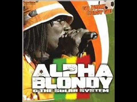 ALPHA BLONDY  Sankara