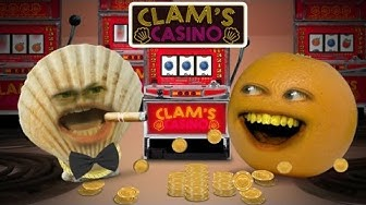 Annoying Orange - Clam's Casino