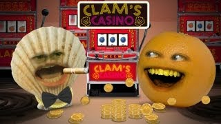 Annoying Orange - Clam