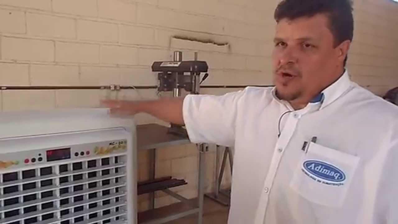 Climatizador evaporativo port til modelo ad 06 youtube - Climatizador evaporativo portatil ...