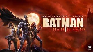Batman: Bad Blood (2016) Movie Review by JWU