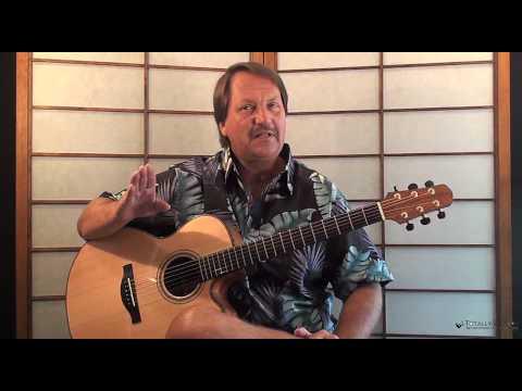 House At Pooh Corner  Acoustic Guitar Lesson - Loggins&  Messina