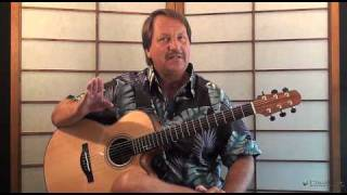 House At Pooh Corner  Acoustic Guitar Lesson - Loggins&  Messina