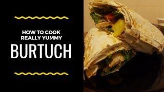 Как приготовить дома шаурму. Простой рецепт шаурмы, буртуча или шавухи