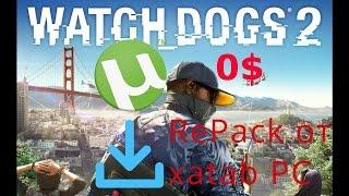 Cкачать Watch Dogs 2 на PC через Торрент БЕСПЛАТНО 100% Работает
