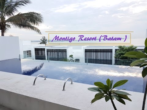 Montigo Resort at Batam, Indonesia