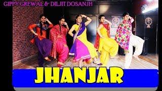 Jhanjar। Diljit Dosanjh । Gippy Grewal । Teej spl । Punjabi Dance । Punjabi Girls dance