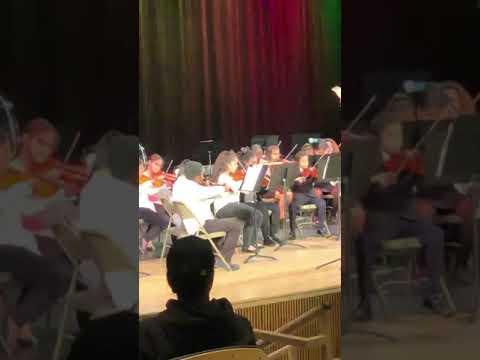 Peekskill Middle School play Dragonhuter