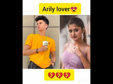 Arily lover😍 tag your Crish🌹#luckydancer #arisfakhan - YouTube