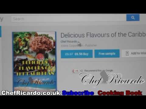 Available Now for Download Chef Ricardo Cooking Book