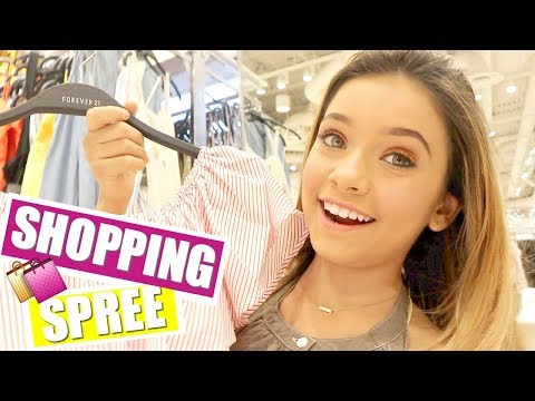 SUMMER SHOPPING SPREE at Forever 21 and Abercrombie + HAUL 🛍