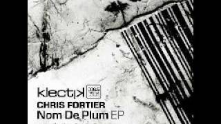 - Chris Fortier - Nom De Plum (Jason Patrick and Max Jacobson remix)
