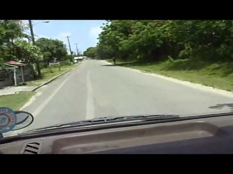 Antigua and Barbuda | Bus Ride to Willikies Village Pt3