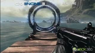 EA Crysis 2 - Cryengine 3: Xbox360 vs PS3