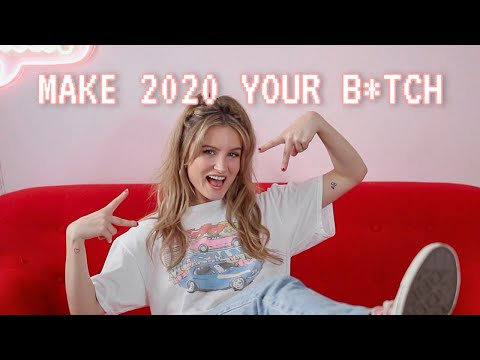 How To Make 2020 Your BEST YEAR YET!����